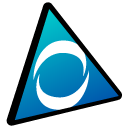 Aol DarkCyan icon