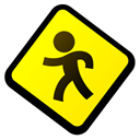 public Yellow icon
