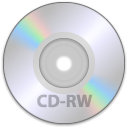 Cdrw, Device LightGray icon