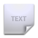 Text, File, Clipping, document Lavender icon