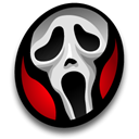 scream Black icon