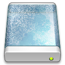 freeze, deep DarkGray icon