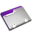 grape, Folder Black icon