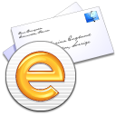 Email, Message, mail, envelop, Letter, gold GhostWhite icon