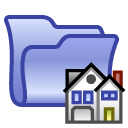house, homepage, Folder, Home, Building LightSteelBlue icon