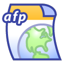 location, Afp DarkSlateBlue icon