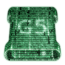 Matrix, drive DarkSlateGray icon