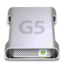 drive, labeled Silver icon