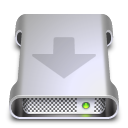 Removable, volume Silver icon
