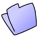 Folder LightSteelBlue icon