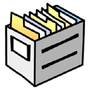 paper, storage, document, File Black icon