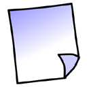 document, paper, File, simpletext Lavender icon
