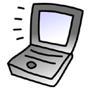 Powerbook Black icon