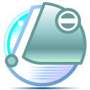 aquanoid, bondi, Imac CadetBlue icon