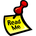 Readme Yellow icon
