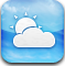 weather, climate SkyBlue icon