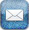 Letter, Email, envelop, mail, Message SteelBlue icon