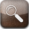 Finder Gray icon