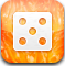 Fivedice SandyBrown icon