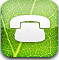 phone, Tel, telephone OliveDrab icon