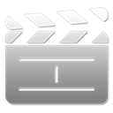 Imovie DarkGray icon