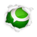 Technorati Gainsboro icon