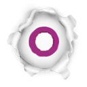 Orkut Gainsboro icon
