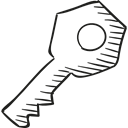 Accessibility, keyword, Door Key, password, Access Icon