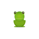 frog, trans, Animal, froggy Black icon