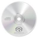 save, Disk, sacd, Cd, disc Gainsboro icon