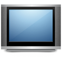 television, Computer, screen, Display, monitor, Tv DimGray icon