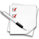listing, list WhiteSmoke icon