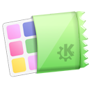 iconthemes, Candybar LightGreen icon