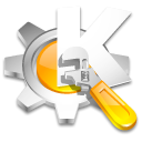 Kde, Resource, option, config, Configure, Setting, preference, configuration Black icon