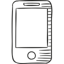 mobile phone, telephone, technology, Telephones, phone call, cellphone Black icon