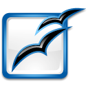 Openoffice WhiteSmoke icon