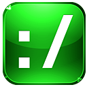 Browsing, enhanced LimeGreen icon