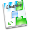 Guide, quickstart, Linspire Black icon