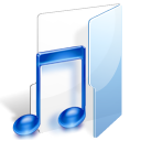 song, music, Folder, Dance Lavender icon