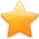 Favourite, star, Favorite, keditbookmarks, bookmark Olive icon