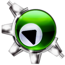 kdevelop Gray icon