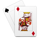 poker, Kpat, Cards WhiteSmoke icon
