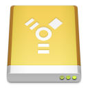 Firewire, Hd Khaki icon