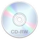 Disk, save, disc, Rw, Cd Lavender icon