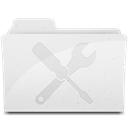 utilitiesfolder Gainsboro icon