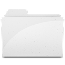 Genericfoldericon WhiteSmoke icon