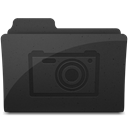 Picturesfoldericon DarkSlateGray icon