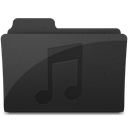 Musicfoldericon DarkSlateGray icon