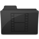 Moviefoldericon DarkSlateGray icon