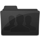 groupfolder DarkSlateGray icon